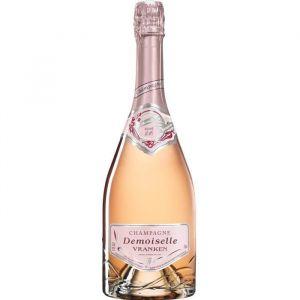 Vranken Champagne Brut Rosé Demoiselle Eo - La Bouteille De 75cl