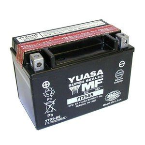 Yuasa Batterie moto YB7-A