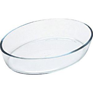 pyrex plat four ovale classic en verre 27 x 39 cm comparer avec. Black Bedroom Furniture Sets. Home Design Ideas