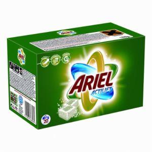 Ariel 40 tablettes de lessive Régulier 20 lavages
