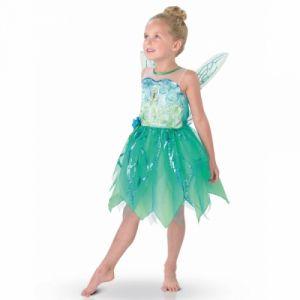 Disney Interactive Studios Panoplie Luxe Fée Clochette Pixie - Déguisement fille Taille M