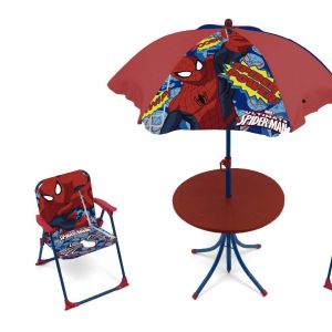 Room Studio Set de jardin Spider-Man