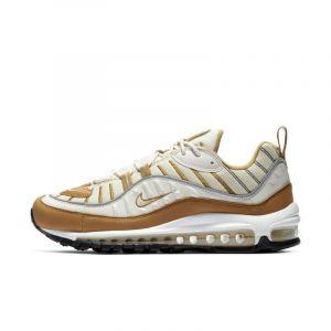 Nike Chaussure Air Max 98 pour Femme - Crème - Couleur Crème - Taille 40.5