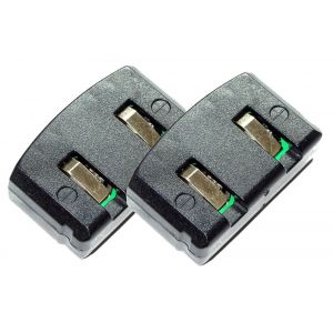 BA 150 - 2 batteries pour casque Sennheiser (RS 80, RS 85, RS 400, RS 2400, HDI 302, HDI 380, RI 150)