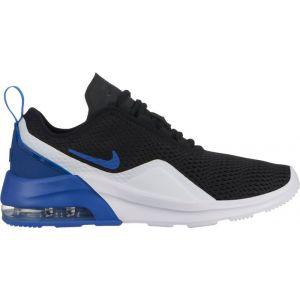 Nike Air Max Motion 2 (GS), Chaussures de Gymnastique bébé garçon, Multicolore (Black/Game Royal/White 003) 38 EU