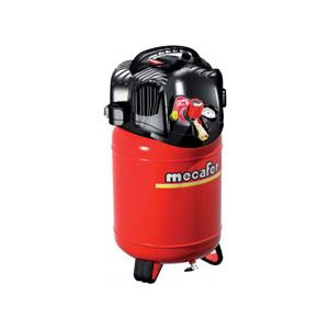 Mecafer 425062 - Compresseur vertical Twenty 24L 1.5HP