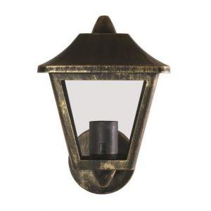 Osram Applique extérieur Endura Classic Tradition Up Alu - E27 - Noir et Gris