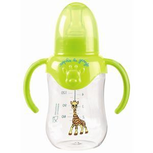 Image de Vulli 450109 - Biberon Soft and Fun Sophie la girafe 150 ml