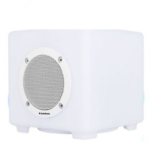 Audiosonic SK-1537 - Enceinte portable LED Bluetooth