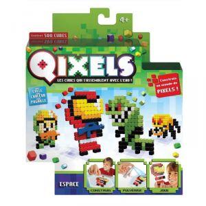 Kanaï Kids Mini kit 4 créations Qixels : Théme Espace saison 3