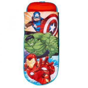 Worlds Apart Les Avengers Lit junior ReadyBed lit d?appoint pour enfants avec couette intégrée