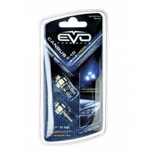 1 Ampoule 5 LEDS EVO T10 Canbus/anti-erreur blanc 2.5 W 12 V