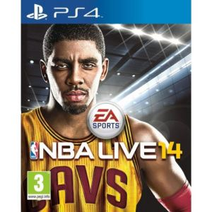 NBA Live 14 [PS4]