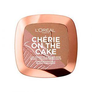 L'Oréal Chérie On The Cake - Poudre Bronzante & Blush Duo