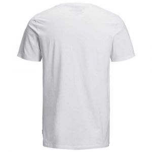 Jack & Jones T-shirts Jack---jones Pocket O-neck - White - 164