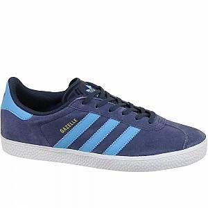 Adidas Chaussures enfant Basket Gazelle Junior - Ref. BB2504 - Couleur 36 - Taille Bleu