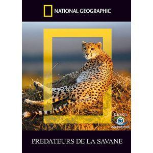 National Geographic : Prédateurs de la savane: Lion, Guépard, Léopard, Aigle...