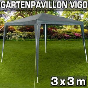 Lifetime Garden 32605 Pavillon de Jardin 3 x 3 x 2,5 m