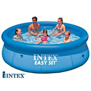 Intex 56920FR - Piscine hors sol autostable Easy Set ronde Ø 305 x 76 cm