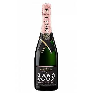 Moët & Chandon CHAMPAGNE MOET ET CHANDON - GRAND VINTAGE ROSE 2009 - EN COFFRET