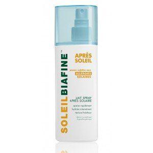 Biafine Soleilbiafine - Lait spray après-soleil