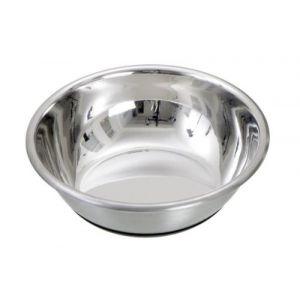 Karlie Gamelle Selecta pour chat acier inoxydable 12 cm / 250 ml