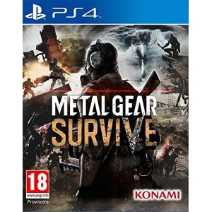 Metal Gear Survive sur PS4