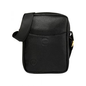 Mi pac Sacoche FLIGHT BAG TUMBLED Noir - Taille Unique