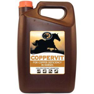 Image de Agecom Foran Supplément Diététique À Base De Cuivre Organique Coppervit 5 L