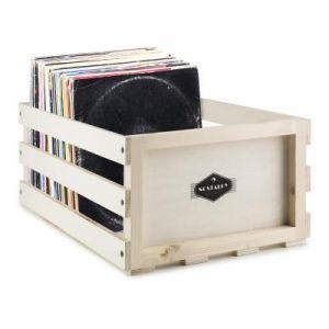 Auna Nostalgie by - Boite en Bois pour Rangement vinyles