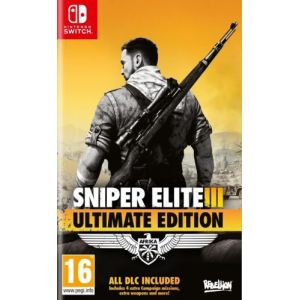 Sniper Elite 3 Ultimate Edition Nintendo Switch [Switch]