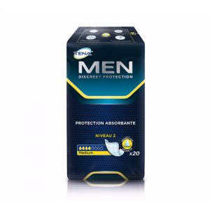 Tena For Men niveau 2 - 20 protections