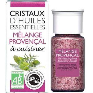 Florisens Cristaux d'huiles essentielles Bio Potager Provençal 20g