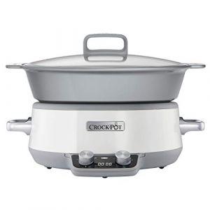 Crock-Pot CSC027X-01 - Mijoteuse Crock Pot programmable - 6 L -