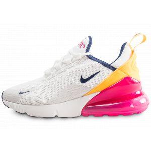 Nike Chaussure Air Max 270 pour Femme - Blanc - Couleur Blanc - Taille 39