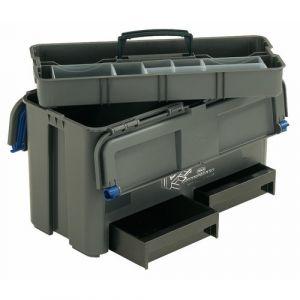 Raaco 136587 Boîte à outils avec 6 inserts Compact 27