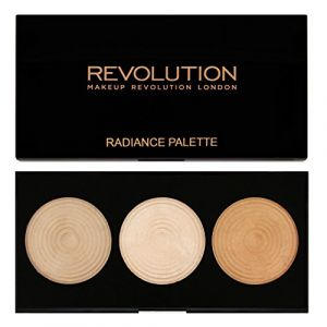 Revolution Beauty London Palette surligneur Radiance - 15 gr