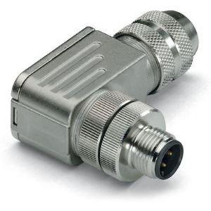 Wago 756-9501/040-000 - Connecteur pour câble de capteur/actionneur configurable mâle coudé M12 1 pc(s)