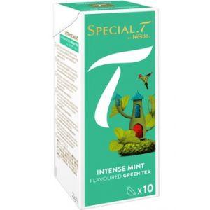 Nestlé Capsules Special.T Thé Vert Intense Mint x10