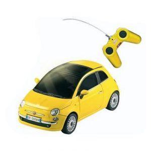 Mondo Voiture radiocommandée Nouvelle Fiat 500 R/C