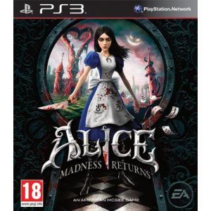 Alice : Retour au Pays de la Folie [PS3]