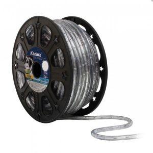 Kanlux Bandeau led 125 watt - 220 volt - 50 mètres (6 couleurs) - Couleur eclairage - Blanc chaud 3000°K