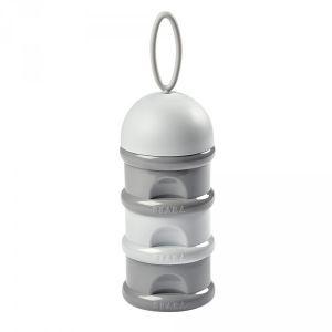 Beaba Boîte doseuse de lait empilable (light/dark mist)