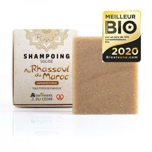 Savonnerie du cèdre Shampoing solide 100 g