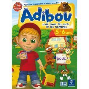 Adibou : Joue avec les mots et les nombre - 2007/2008 [Mac OS, Windows]