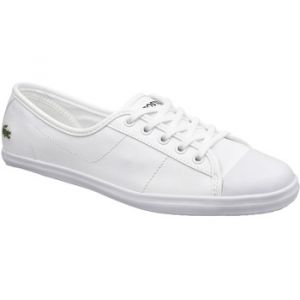 Lacoste Ziane bl 1 cfa 737cfa0065001 femme baskets blanc