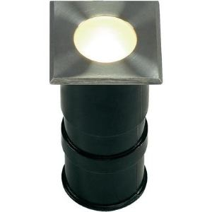 SLV 228342 - Spot encastrable Power Trail-Lite carré - blanc chaud