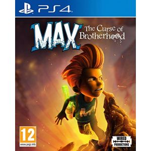Max : The Curse of Brotherhood sur PS4