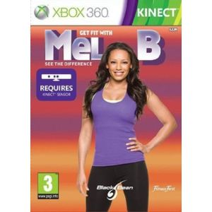 Get Fit with Mel B. (compatible Kinect) [XBOX360]