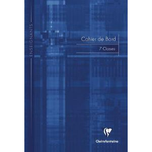 Clairefontaine Cahier de bord 44 pages (210 x 297 mm)